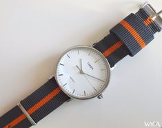 Founded in Timex was first known as Waterbury Clock Company where that company created clocks and was one of the few watchmaking companies in America. Cool Watches, Daniel Wellington, Omega Watch, History, American, Men, Accessories, Cool Clocks, History Books