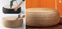 Follow You know that bald tire that would certainly go to waste?You can upcycle it, creating a cool seat for your home. And it will be a cheaper option to ... Read More