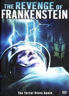 The Revenge of Frankenstein DVD (1958) Starring Peter Cushing; Directed by Terence Fisher; Sony Pictures $4.98 on OLDIES.com