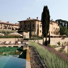 Rosewood Castiglion del Bosco, Tuscany, Italy