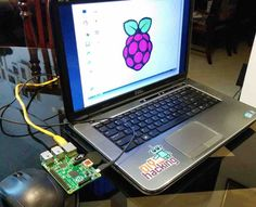 This easy tutorial will show you the best way to connect raspberry pi to laptop display and use the screen of your laptop as the monitor to raspberry pi. Raspberry Pi Computer, Linux Raspberry Pi, Rasberry Pi, Laptops For Sale, Best Laptops, Diy Electronics, Electronics Projects, Gaming Computer, Gaming Setup