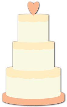 Wedding Cake FREE SVG