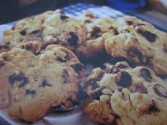Triple Chocolate Chippers with Walnuts