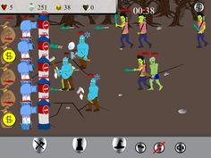Screenshot from game Zombie wars http://www.myplayyard.com/play/zombie-wars