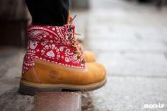 Shoes : Timberland x NWA