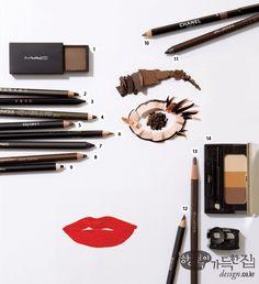 Beauty editorial on design.co.kr