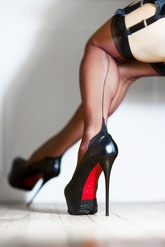 Elegant and classy stockings!