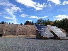 MILSPRAY's Scorpion Energy Hunter(tm) at Base Camp Integration Laboratory #BCIL #RenewableEnergy #DeployableSolarEnergy