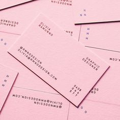 😍 Look at these beautiful business cards by Melbourne-based ⁠ — Share your work with us by including… Business Card Fonts, Foil Business Cards, Beauty Business Cards, Modern Business Cards, Baking Business Cards, Creative Business Cards, Self Branding, Branding Design, Identity Branding