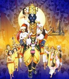 Holy name story: Krishna come as barber to help his devotee! Hanuman Images, Lord Krishna Images, Radha Krishna Photo, Krishna Art, Indian Flag Wallpaper, Shivaji Maharaj Hd Wallpaper, Background Wallpaper For Photoshop, Happy Ganesh Chaturthi, Lord Krishna Wallpapers