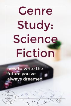 Ever tried writing science fiction? Intimidated by the genre? Don't be! Here are my tips and tricks for writing the science fiction future you've…