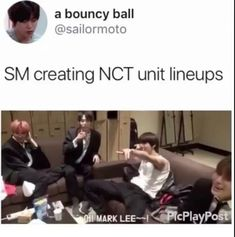 Nct memes cause why not¿ Funny Kpop Memes, Exo Memes, K Pop, Steven Universe, Nct Group, Nct Life, Fandoms, Taeyong, Kpop Groups