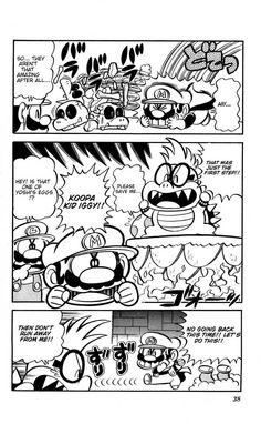 Super Mario-kun Manga Vol.1 Ch.2 Page 1