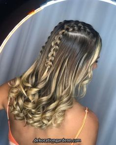 Cute Braid Hairstyles for Long Hair in 2020 – iHaircuts Website – Haircut Types Easy Hairstyles For Long Hair, Box Braids Hairstyles, Braids For Long Hair, Bob Braids, Party Hairstyles, Black Hairstyles, Hairstyle Ideas, Medium Hair Styles, Curly Hair Styles