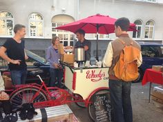 """Wheely's Café"" is developed by the Nordic Society For Intervention and Discovery for the sole purpose of ""making the world better,..."