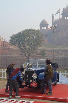 21 Gun Salute Rally - a Classic Car Event in New Delhi, India Delhi India, New Delhi, 21 Gun Salute, Rally, Classic Cars, Monster Trucks, Guns, Weapons Guns, India