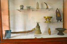 interno museo della storia del Vietnam