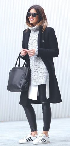 Clothes Layering Combinations That Will Make You More Elegant In Winter