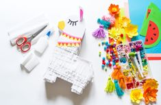 No piñata, no problem. Learn how to craft your very own DIY piñata.