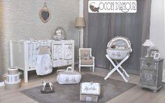 Chambre bébé thème mes amis les oursons sur notre blog www.cocondamour.com