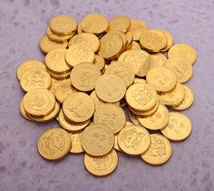 Chinese New Year Chocolate Coins (12 Coins) US$4.95