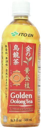 Ito En Tea Golden Oolong Tea, Unsweetened, 16.9 Ounce (Pack of 12) * Read more reviews of the product by visiting the link on the image.  This link participates in Amazon Service LLC Associates Program, a program designed to let participant earn advertising fees by advertising and linking to Amazon.com.