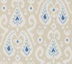 Sanderson Java Wedgwood/ Linen Wallpaper main image