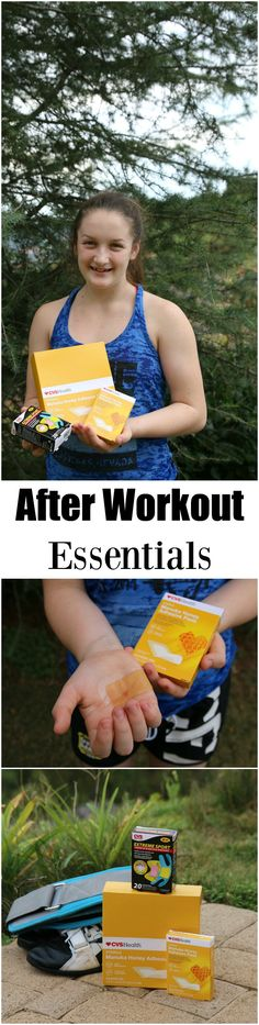 Fall Time After Workout Essentials! #StayHealthyWithCVS AD