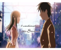 92 best 5 centimeters per second images on pinterest anime scenery
