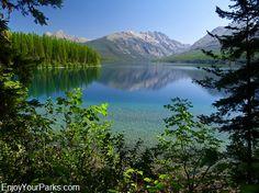 Boulder Pass Trail - Best Glacier National Park Hikes- Glacier MT