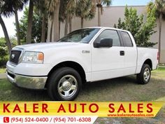 2008 Ford F-150 $8,988