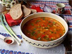 Ciorbă muntenească de fasole boabe Salsa, Mexican, Ethnic Recipes, Food, Essen, Salsa Music, Meals, Yemek, Mexicans