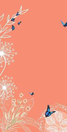 Iphone Wallpaper Vsco, Butterfly Wallpaper Iphone, Framed Wallpaper, Aesthetic Iphone Wallpaper, Galaxy Wallpaper, Wallpaper Backgrounds, Powerpoint Background Design, Poster Background Design, Collage Background