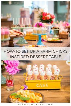 How to Set Up a Farm