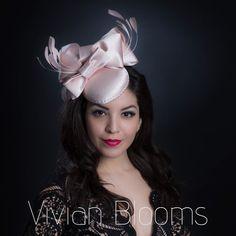 Cocktail Hat, Bloom, Accessories, Beauty, Jewelry, Fashion, Moda, Jewels, Fashion Styles