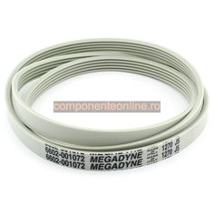 Curea masina de spalat Samsung 1270J5, 6602001072, Megadyne - 327190