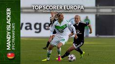 Speciale Analisi Top-scorer Europa: Mandy Islacker (FFC Frankfurt)
