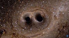 『重力波』を初観測。MITら国際研究チーム、アインシュタインの「最後の宿題」を100年目にしてクリア - Engadget Japanese