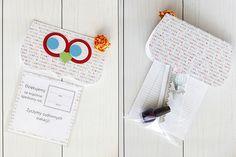 pomysł na prezent, gift idea; upominek dla nauczyciela, gift for teacher; gift idea Scrapbook, Blog, Boxes, Crates, Scrapbooking, Blogging, Box, Cases, Boxing