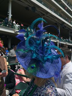 40 Fabulous Derby Hats