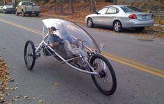 Trimtab3x3, le vélo couché branché