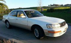 1990 Lexus LS tustinlexus.com
