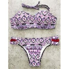 More Than A Woman Boho Bikini