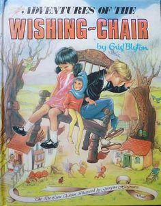 Loved the Wishing Chair!