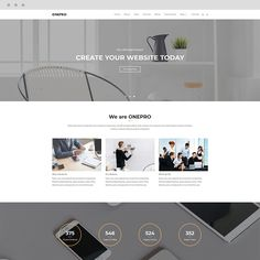 Buy OnePro - Responsive Onepage WordPress Theme by AZ-Theme on ThemeForest. About Theme OnePro offers a clean simplicity in perfect harmony with arresting aesthetics and is guaranteed to impres. Web Themes, Website Themes, First Page, Portfolio Website, Business Website, Website Template, Wordpress Theme, Fun Facts, Templates