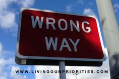 Doing Right - Living Our Priorities | Living Our Priorities
