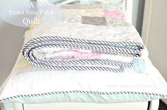 A Nine Patch Quilt. - Simple Simon & Company