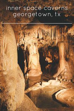 Georgetown, TX // Inner Space Caverns