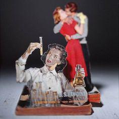 3D скульптуры от  Thomas Allen