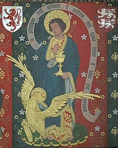 St John and his Eagles
